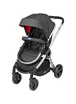 Chicco Urban Pushchair - Black Chassis