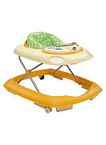 Chicco Band Baby Walker - Orange Wave