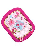 Bright Starts Pretty in Pink Sweet Savanna Play Mat