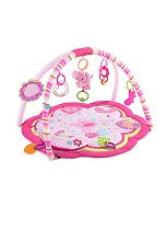 Bright Starts Safari Celebration Activity Gym Pink