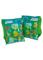 Zoggy Swimbands in blue & green