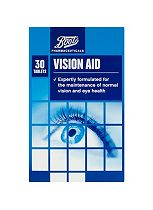 Boots Vision Aid 30 tablets