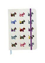 Scottie Dogs hardcover notebook
