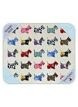 Scottie Dogs mouse mat