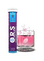 O.R.S. Oral  Salts Blackcurrant Flavour - 24 Tablets