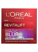 L'Oréal Paris Revitalift Magic Blur Anti-Ageing Moisturiser 50ml