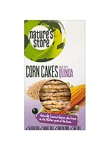 Nature's Store Quinoa Corn Cakes 120g