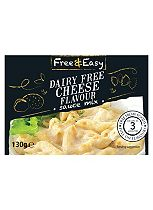 Free & Easy Dairy Free Cheese Flavour Sauce Mix 130g