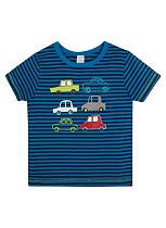 Boys Cars T-shirt - Mini Club