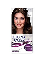 Nice'n Easy No-Ammonia Shade 77 Medium Ash Brown up to 24 Shampoos