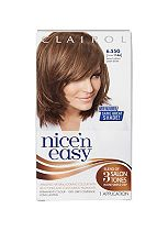 Nice'n Easy Permanent colour #6.55G Natural Lightest Golden Brown (Former shade #114A)