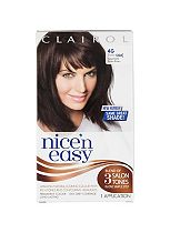 Nice'n Easy Permanent colour #4G Natural Dark Golden Brown (Former shade #120A)