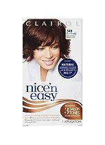 Nice'n Easy Permanent Hair Colour #5RB Natural Medium Reddish Brown (Former #118C)