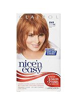 Nice'n Easy Permanent colour #8WR Natural Golden Auburn (Former shade #108 )
