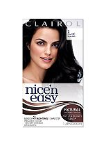 Nice'n Easy Permanent colour #2 Natural Black (Former shade #122)