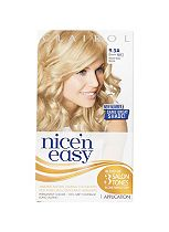 Nice'n Easy Permanent colour #9.5A Natural Baby Blonde (Former shade #101 )