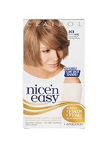 Nice'n Easy Permanent colour #8CB Natural Medium Champagne Blonde (Former shade #103B)