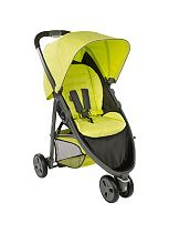 Graco Evo Mini Pushchair  - Limeade