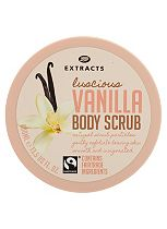 Extracts body scrub vanilla 400ml