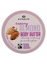 Extracts Body Butter Almond 200ml