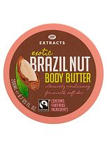 Extracts Body Butter Brazil Nut 200ml