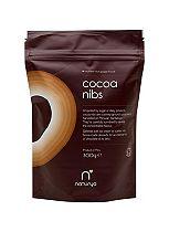 Naturya organic cocoa nibs packet 300g