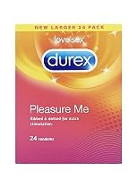 Durex Pleasure Me 24 Condoms