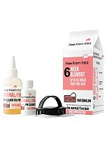 Free From Frizz: 6 Week Blowout Watermelon Kit for Normal/Fine Hair