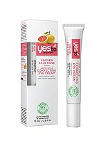 Yes to Grapefruit Dark Circle Correcting Eye Cream 15ml for Uneven Skin Tone