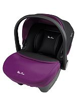 Silver Cross Simplicity Car Seat - Purple