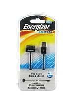 Energizer High Tech Micro USB Charge and Sync Cable for Samsung Smartphones and Tablets