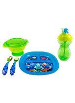 Munchkin Toddler Feeding Essentials Set