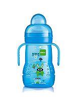MAM Trainer Bottle - Blue