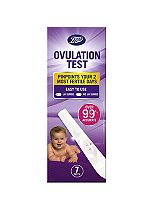 Boots Ovulation Test Kit 7 tests