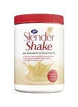 Boots Slender Shake Vanilla Flavour Milkshake Powder 360g