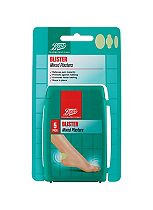 Boots Blister Plaster Mixed 5 pack