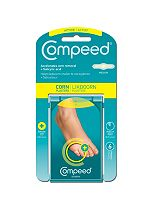 Compeed Corn Active Plasters 6pack