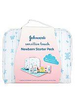 Johnson's® Sensitive Touch Newborn Starter Pack