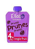 Ella's Kitchen Prunes Prunes Prunes Stage 1 from 4 Months 70g