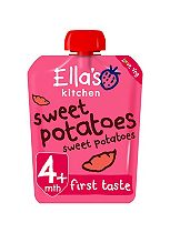 Ella's Kitchen Sweet Potatoes Stage 1 from 4 Months 70g