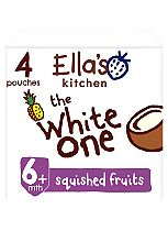 Ella's Kitchen The White One 4 x 90g