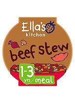 Ella's Kitchen Beef Stew with Root Veg 1+ 200g