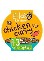 Ella's Kitchen Chicken Curry with Coconuts + Mangoes 1+ 200g