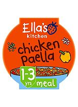 Ella's Kitchen Chicken Paella with a Pinch of Paprika 1+ 200g