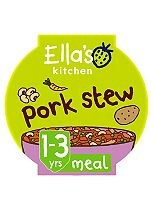 Ella's Kitchen Pork Stew with Bursting with Beans 1+ 200g