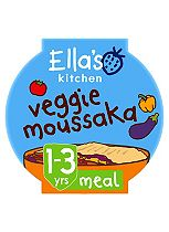Ella's Kitchen Veggie Moussaka with Red Lentils 1+ 200g