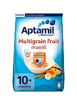 Aptamil with Pronutravi Multigrain Fruit Muesli 10+ Months 275g