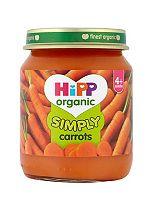 HiPP Organic Simply Carrots 4+ Months 125g