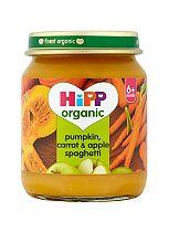 HiPP Organic Pumpkin, Carrot & Apple Spaghetti 6+ Months 125g