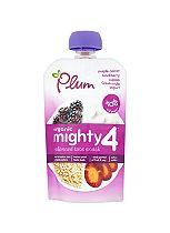 Plum Baby  12m+ Mighty 4 Purple Carrot, Blackberry, Quinoa and Greek-style Yogurt 100g